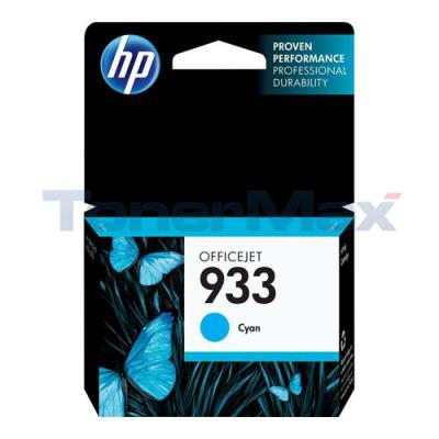 HP 933 INK CYAN